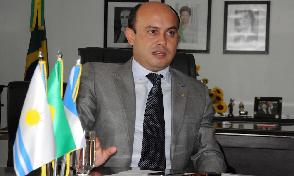 Sandoval Cardoso vy governo de tocantins