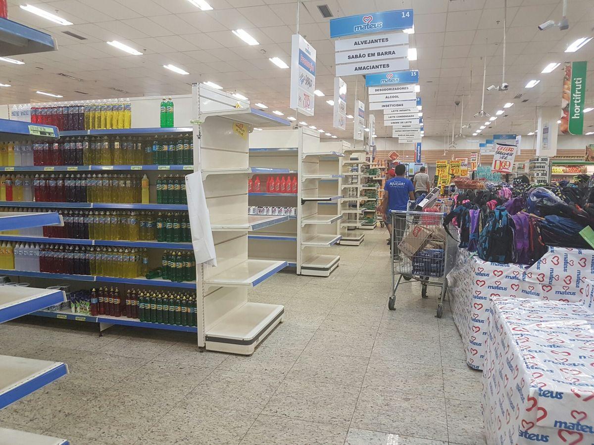 Com pouco movimento Mateus vai encerrando atividades na Capital Tocantinense