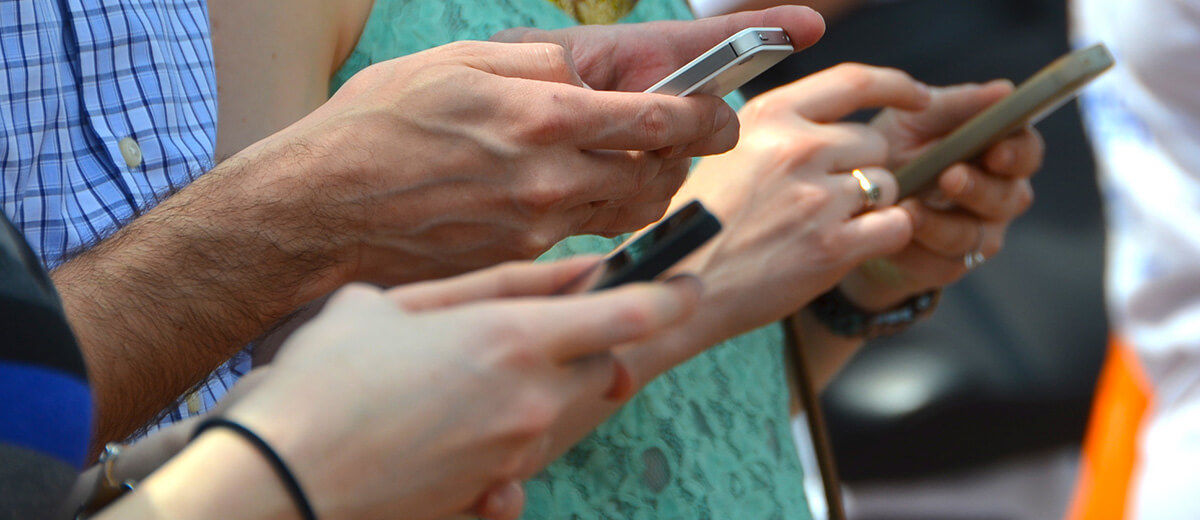 pessoas-no-celular
