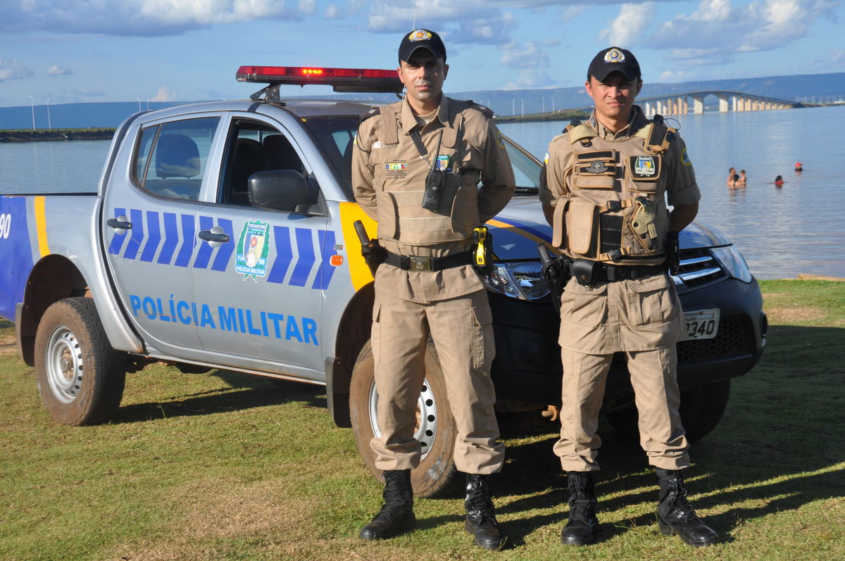 Além do policiamento nos locais de praias o serviço ordinário atuará normalmente.