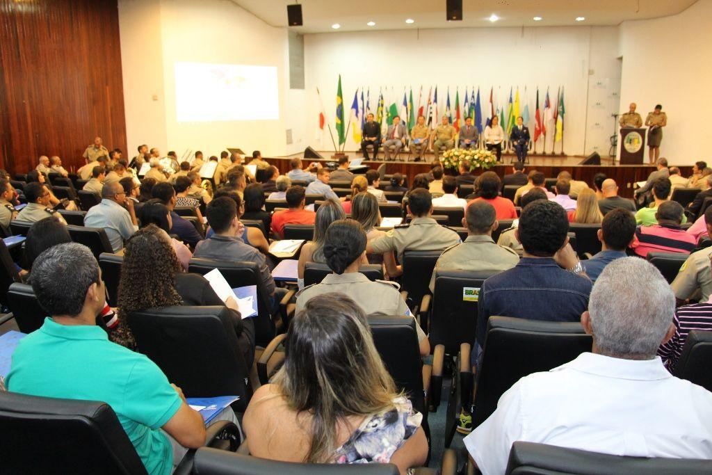 I Seminário Internacional de Policia Comunitária