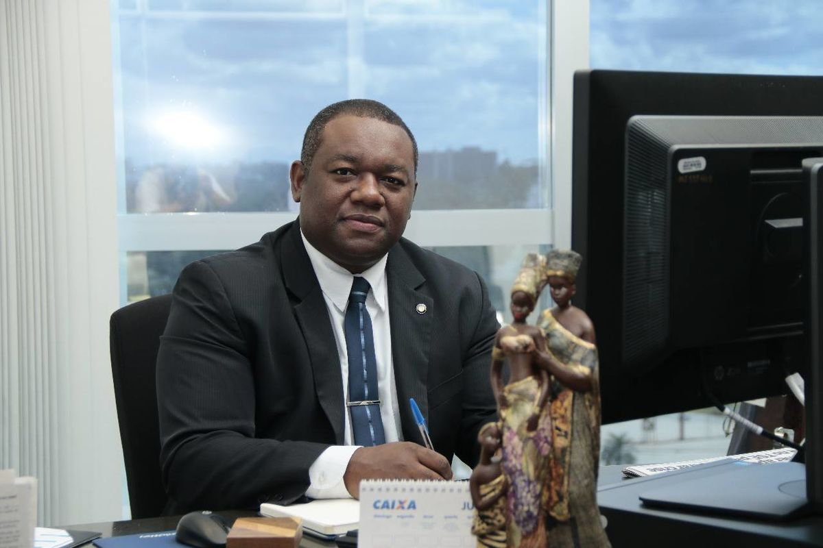 Secretário Nacional de Políticas de Promoção de Igualdade Racial, Juvenal Araújo Júnior