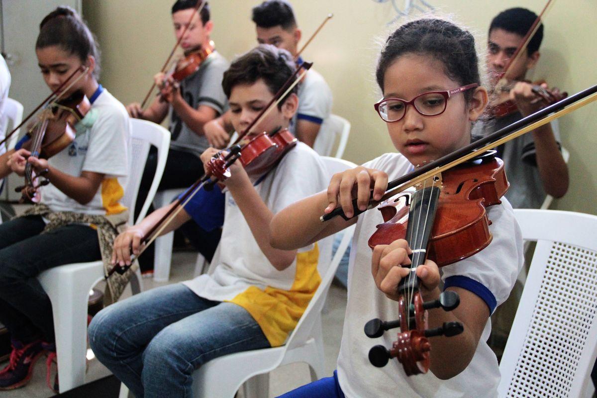 Orquestra - Escola Estadual Vila União - Juliana Carneiro (37)