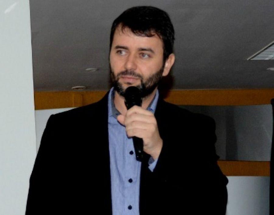 Secretário da Saúde de Palmas, Nésio Fernandes