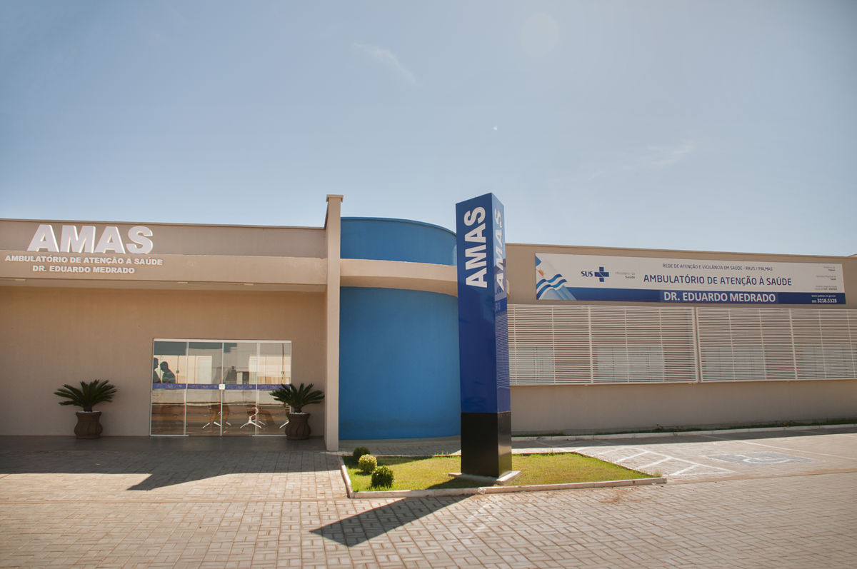 A instalação do AMAS busca reduzir as filas de espera em hospitais de Palmas (Foto: Cleia Gomes)