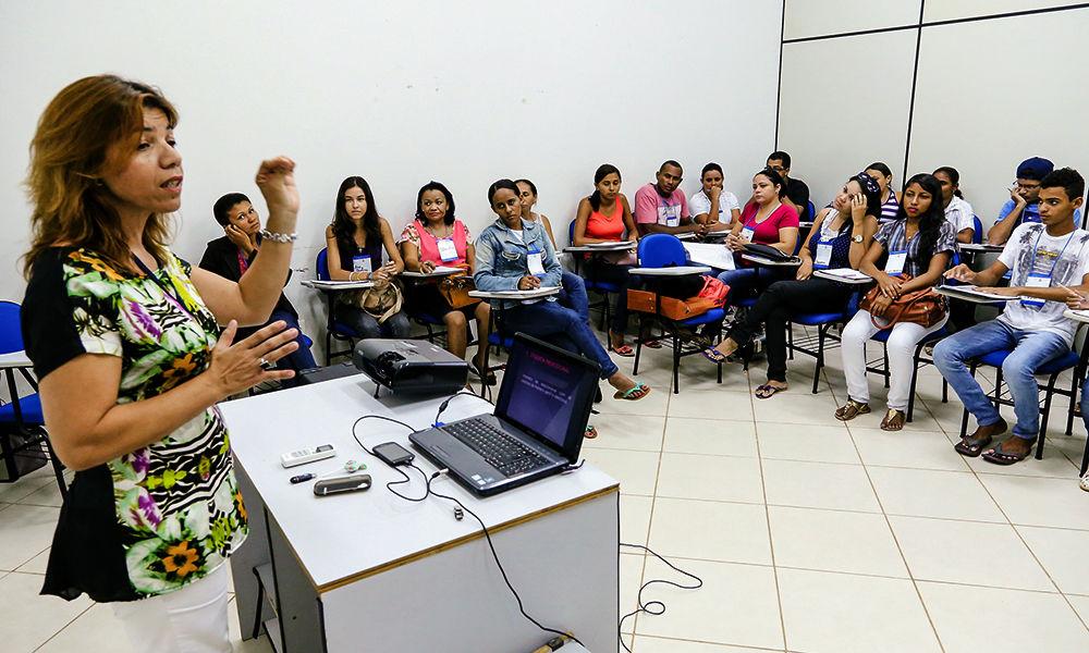 curso sine Foto-Carlessandro Souza