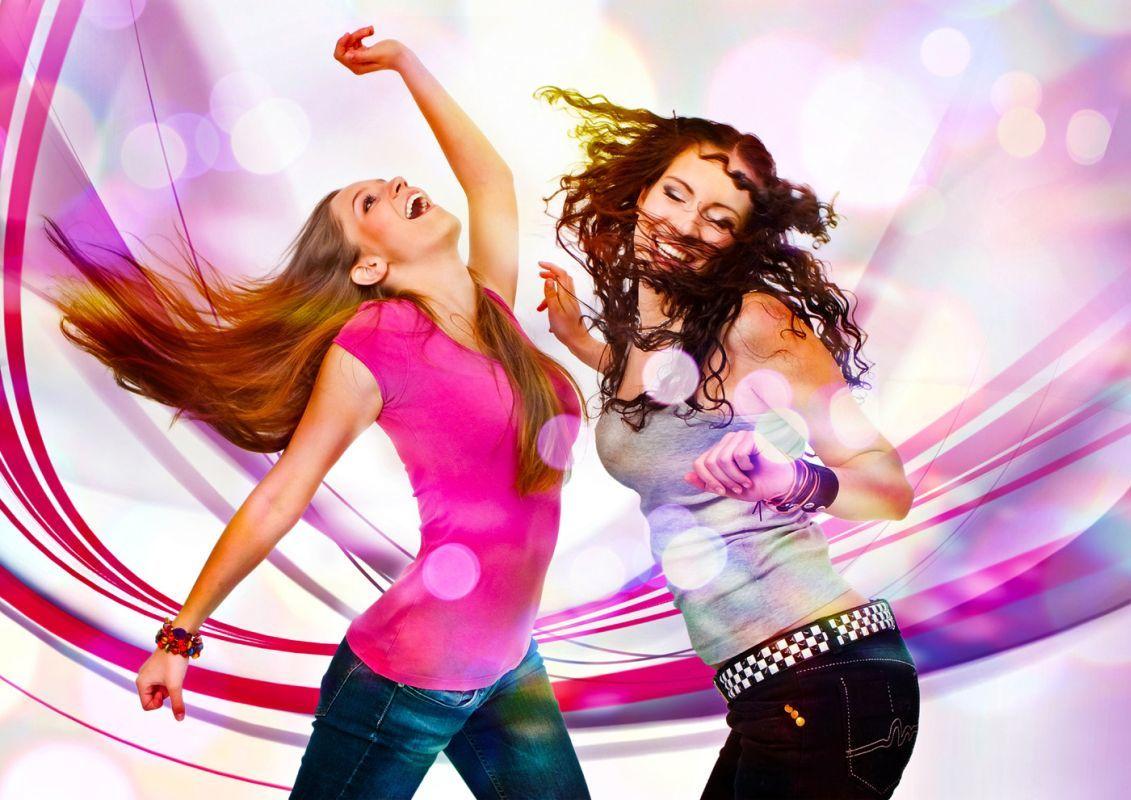 mulheres dancando