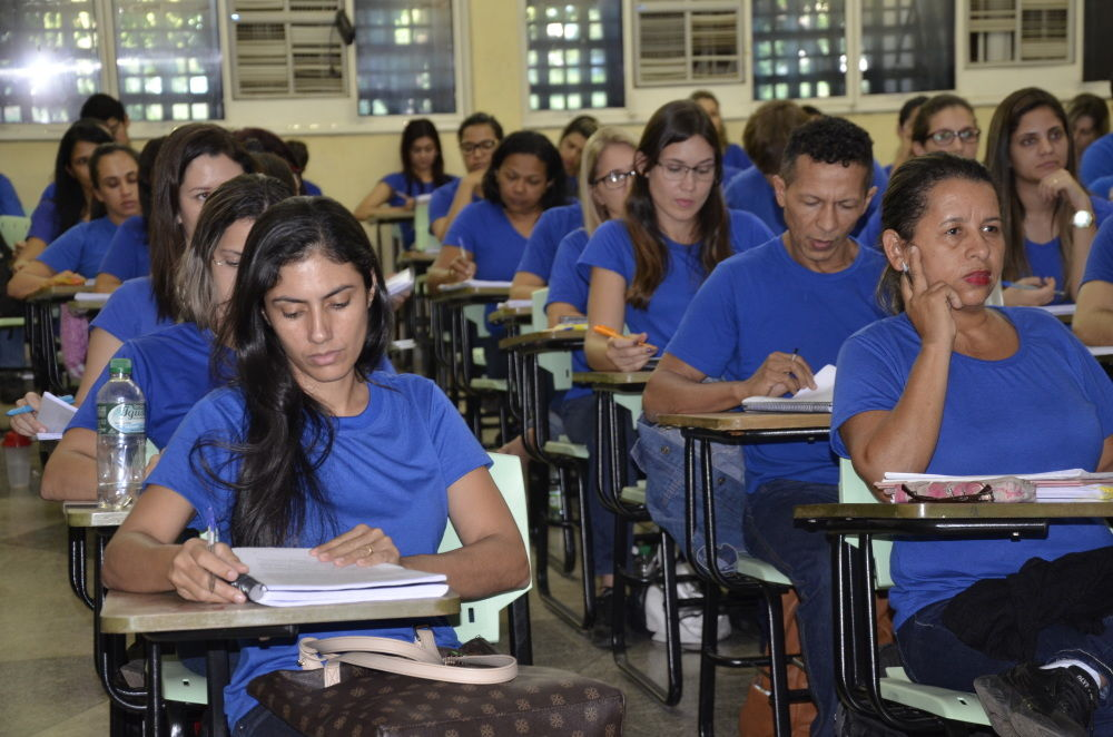 Ao todo, 409 pessoas foram aprovadas no concurso e deverão ser nomeadas para o Sistema Socioeducativo do Esatdo. Credito Miller Freitas