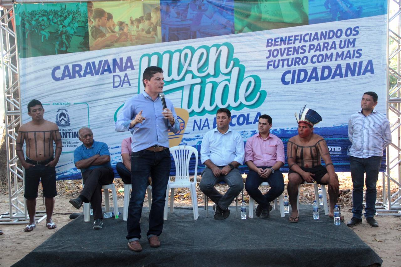Assis Filho Secretário Nacional da Juventude - Foto Juliana Carneiro