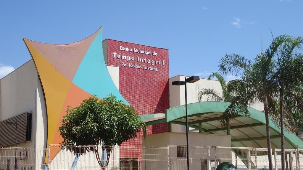 Escola de Tempo Integral Padre Josimo Tavares