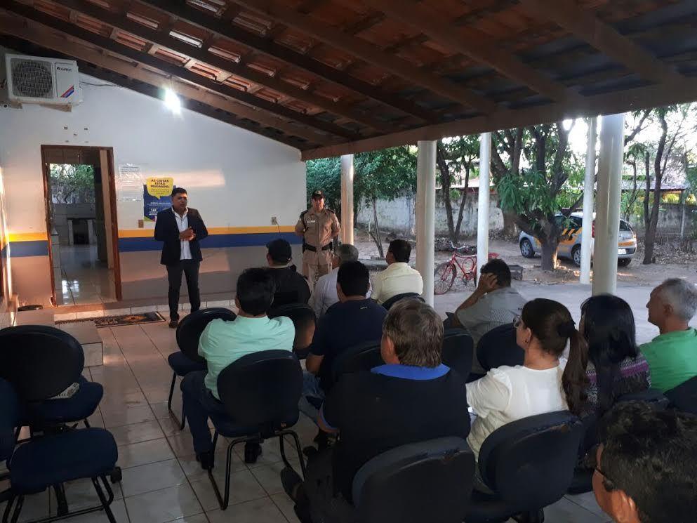 Pólo de Fiscalização de Trânsito em Araguatins