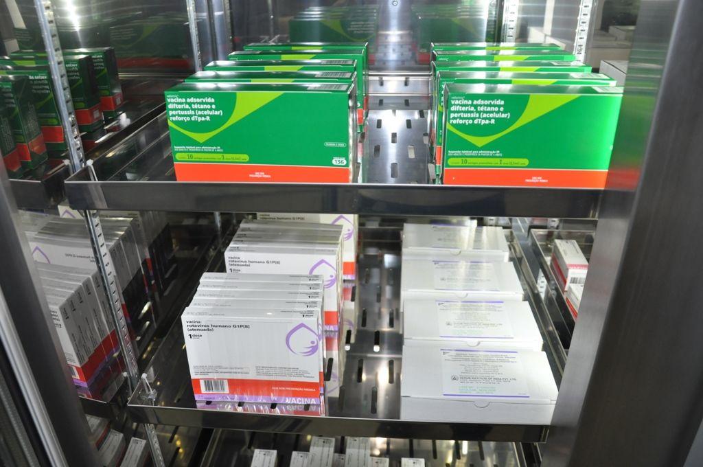Vacinas serão melhor armazenadas (Fotot: Nielcem Fernandes)