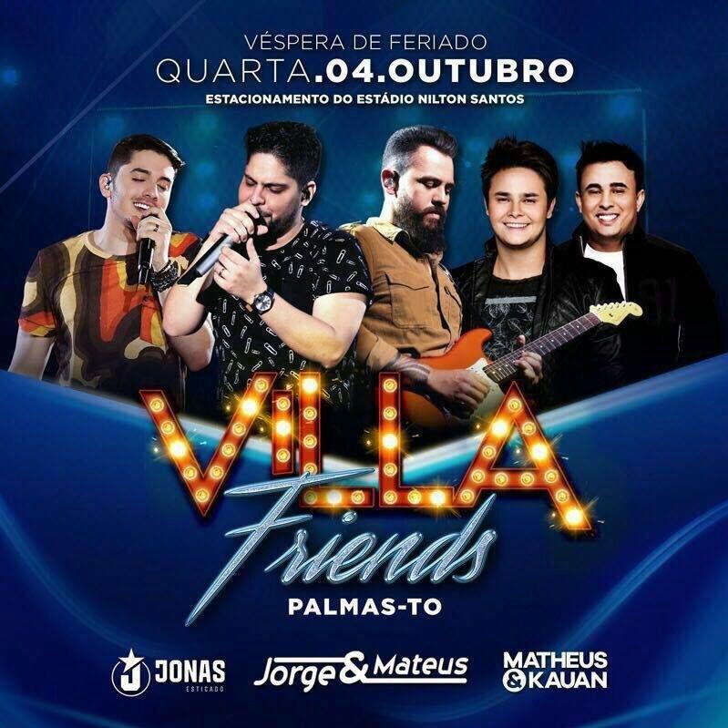 Villa Friends