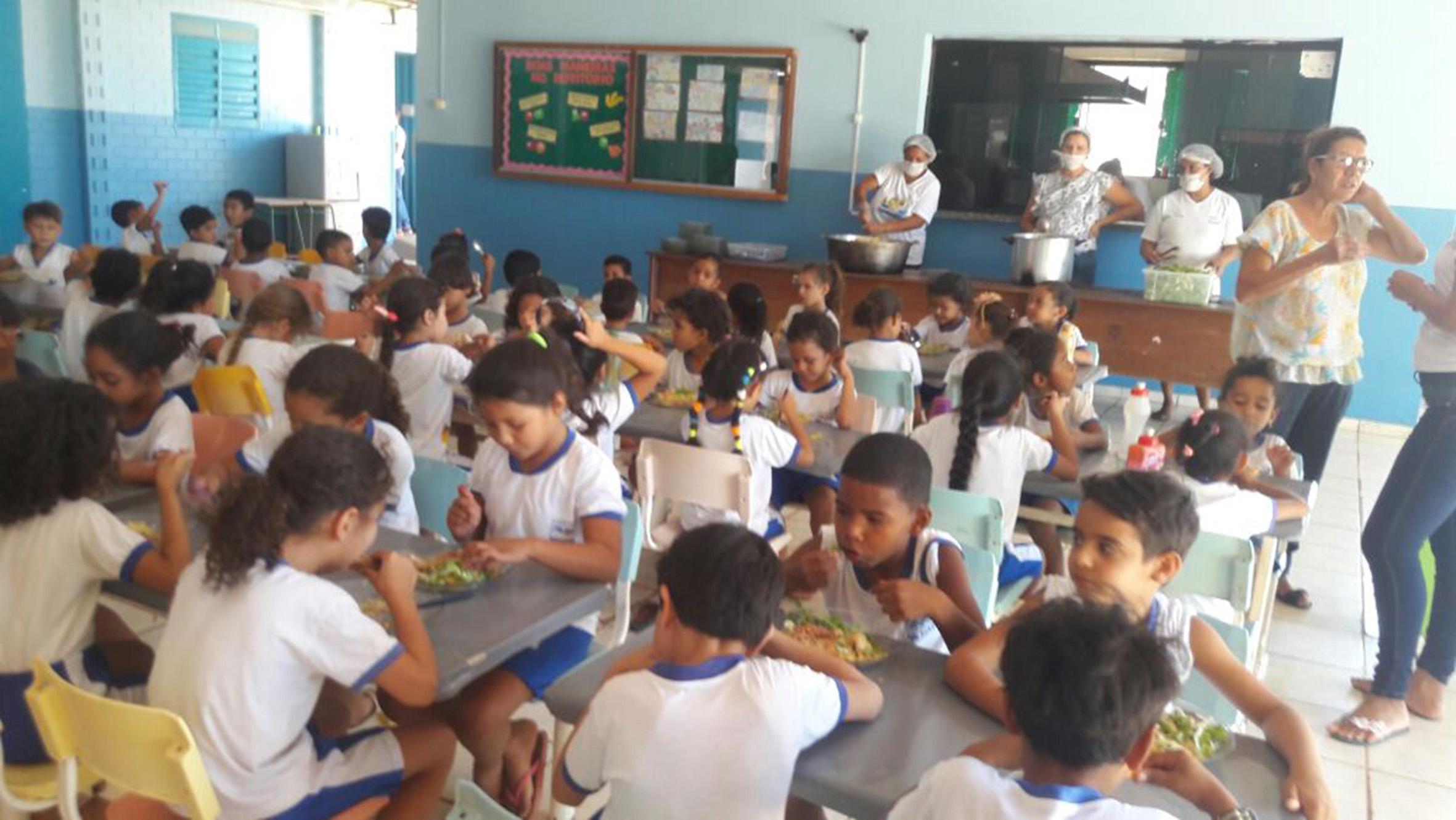 Escola do Campo João Beltrão Taquarussu Grande
