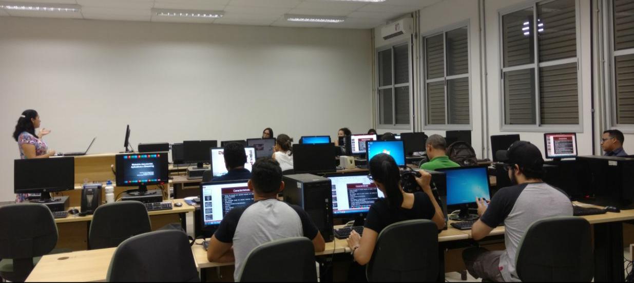 Foto: Assessoria de Imprensa do Curso de Jornalismo