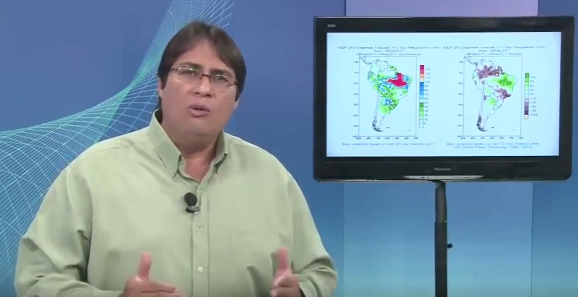 Jose Luiz Cabral -Meteorologista, Unitins