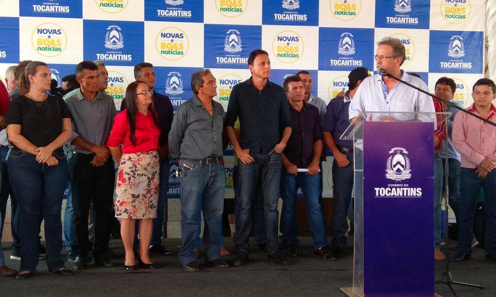 Foto: Pedro Barbosa/Governo do Tocantins