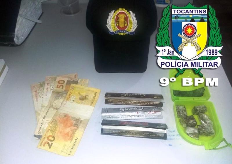 Prisões por tráfico de drogas, roubo e porte ilegal de arma marcam ocorrências