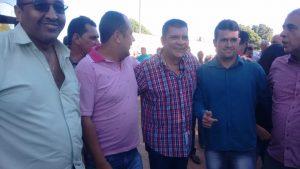 """Presidente do PT aguarda notificação do TRE e diz estar seguro de coligação com Amastha: """"fizemos tudo legalmente"""""""