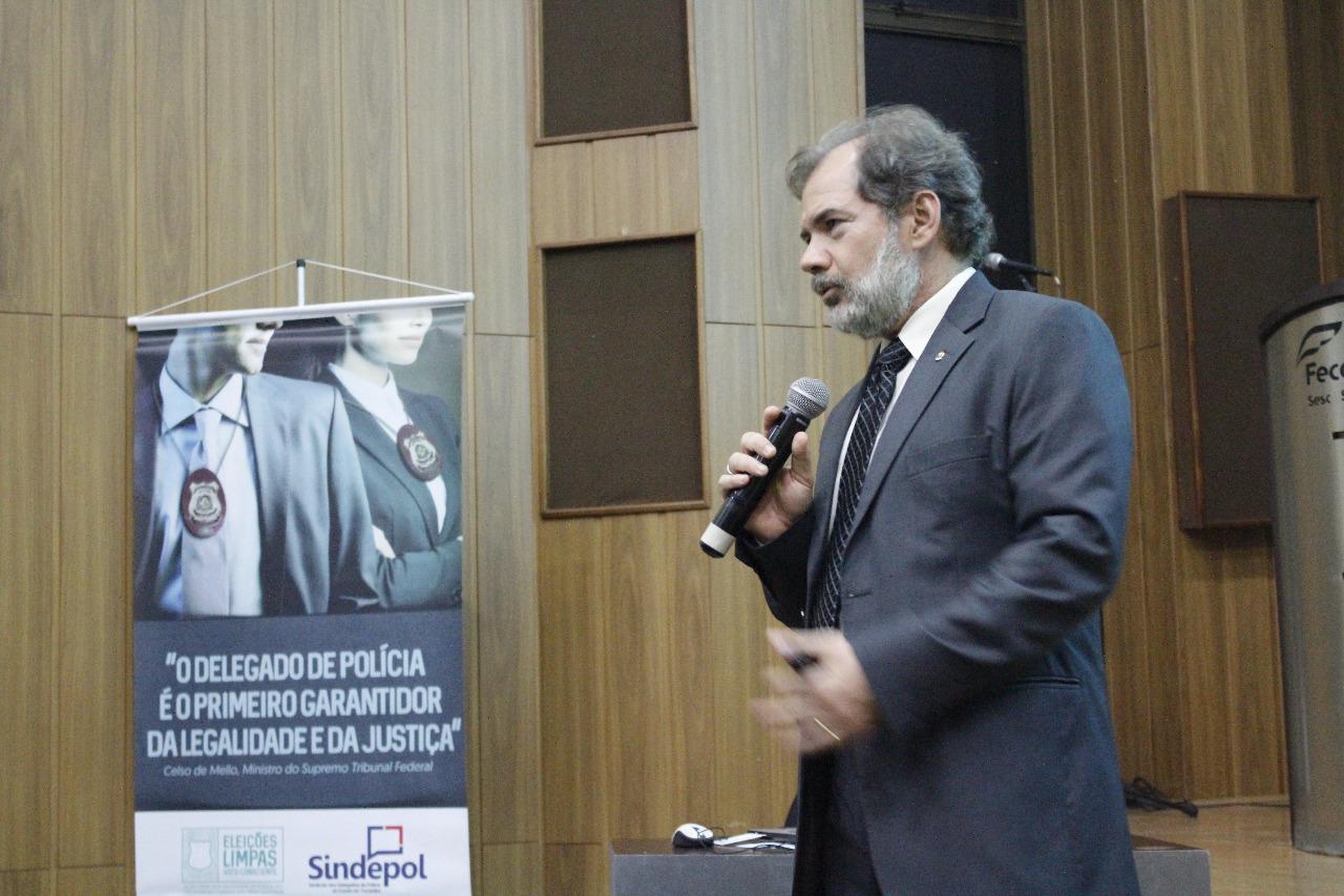 Delegados, agentes e escrivães são capacitados sobre combate a crimes eleitorais
