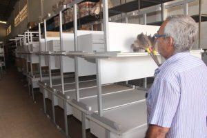 Gestão adquire caminhões e câmaras frias e Carlesse garante fortalecimento da agricultura familiar