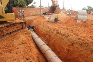 Obras retomadas na Gestão Carlesse seguem em ritmo acelerado na Capital, diz governo