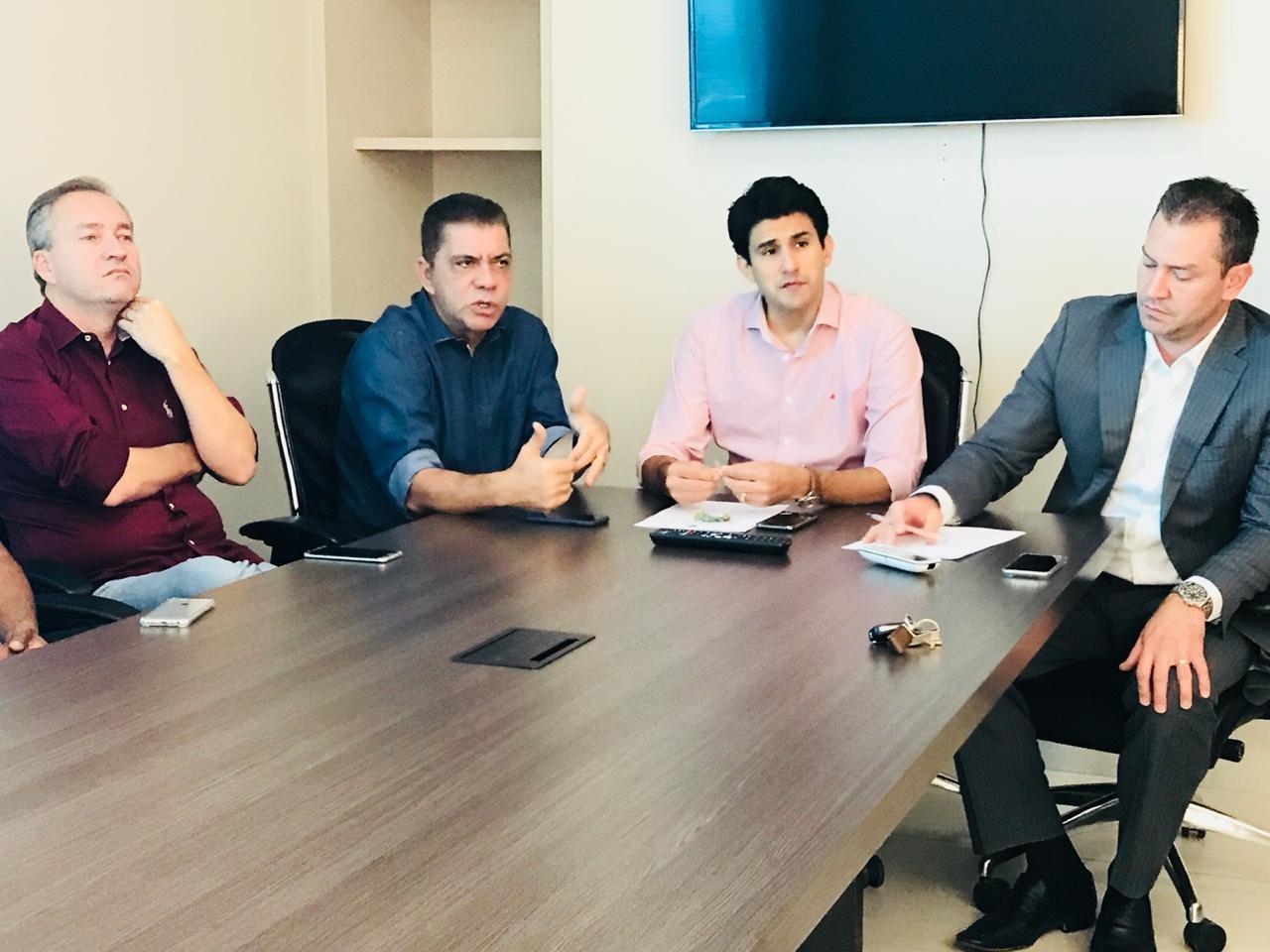 Amastha e aliados do PSB anunciam que não vai apoiar ninguém neste segundo turno