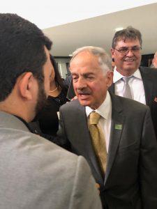 Novo presidente da Embrapa toma posse em Brasilia