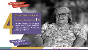 """Gazeta lança coluna """"Dona Raimunda Quebradeira"""" para contar histórias de personagens sociais do Tocantins"""