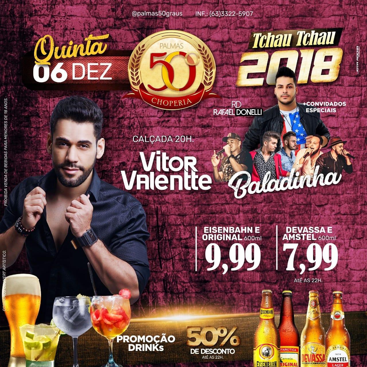 Confira a programação para o final de semana em Palmas e interior