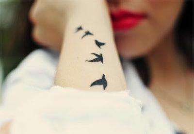 Tatuagem Conheça O Significado De Alguns Desenhos Gazeta