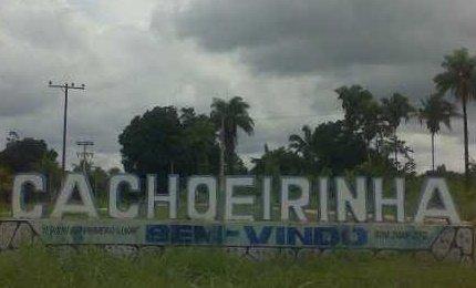 Cachoeirinha Tocantins fonte: gazetadocerrado.com.br