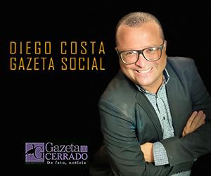 Lateral Coluna Gazeta Social com Diego Costa