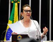 Kátia Abreu tem reunião com Lula e diz estar dialogando com vários pré-candidatos á presidência sobre 2022