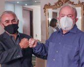 """Mourão se reúne com Lula e fala em ampla frente para reconstrução do TO: """"eu daria minha vida para ver este Estado renovado"""""""
