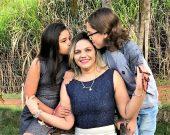 """Mãe conta como foi passar 21 dias internada após contrair covid durante pós-operatório: """"Medo de morrer e deixar meus filhos"""""""