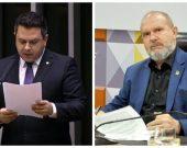 """Leilão da BR-153: Na tribuna, Tiago Dimas vai pra cima de Carlesse e acusa incompetência; Governador rebate: """"discurso desequilibrado"""""""