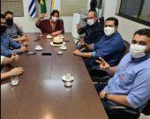 2022: Dimas articula chapa de aliados por vagas na AL e janta com Gomes hoje em Brasília