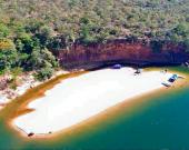 Pai e filho morrem afogados em um dos maiores pontos turísticos de Miracema