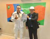 Da região do Vale do Araguaia, médico Dr Danilo se filia ao Podemos para buscar vaga na AL
