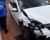 Imprudente, adolescente pega carro sem permissão, atropela e mata motociclista no norte do TO