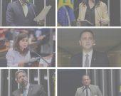 Elite parlamentar aponta Gomes como destaque de articulação no Congresso; Dorinha é única deputada do TO na lista; Veja detalhes!