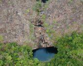 INÉDITO! Desbravando Paranã: Cachoeira Cabeceira do Ventura: Aventura de horas e um visual de tirar o fôlego