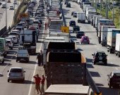 Caminhoneiros ameaçam nova greve nacional a partir de novembro