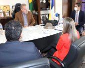 Carlesse determina continuidade na construção do novo PCCS da Polícia Civil do Tocantins
